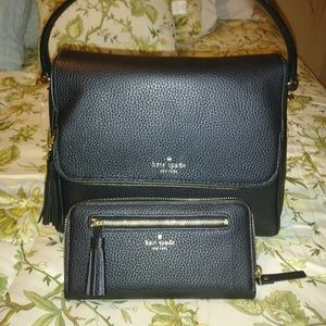 Brand new Kate Spade Miri purse & Neda wallet